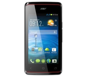 Acer Liquid Z200 Android 4.4 2